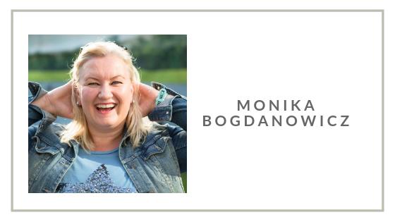 Monika Bogdanowicz - Między kulturą a technologią
